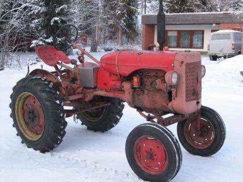 ac model b 1951 1