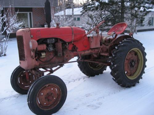 ac model b 1951 2
