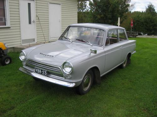 Ford Consul Cortina 1964 1