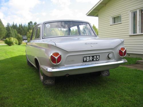 Ford Consul Cortina 1964 2