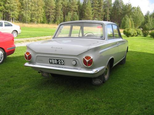 Ford Consul Cortina 1964 3