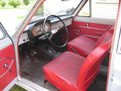 Ford Consul Cortina 1964 MA AK 2