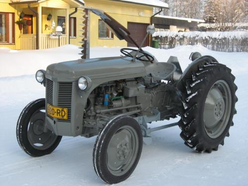 Ferguson 20 1954 20