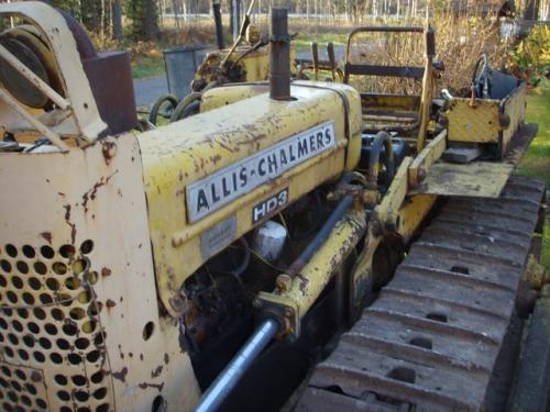 Allis-Chalmers HD3 011