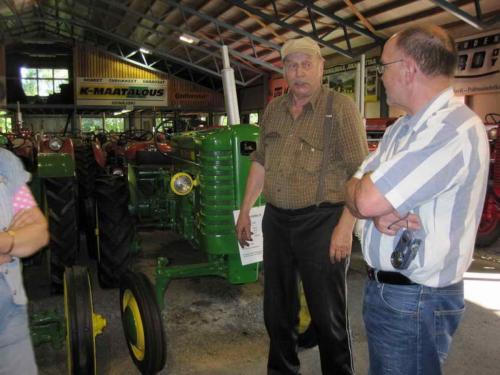 2009 etelapohjanmaan traktorimuseo ristop 09