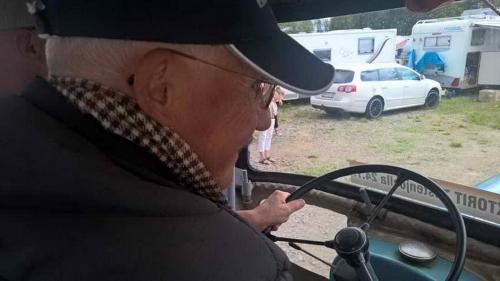 Risto P 2018b oulainen weteraanikonepäivä