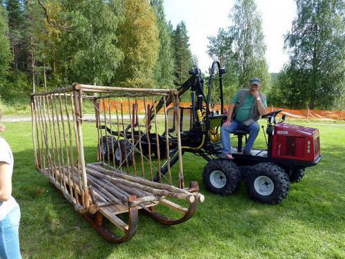 näyttely nurmes 2016 ka ja traktorit akih