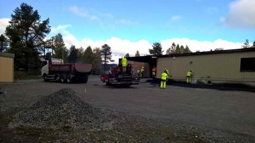 kuhmob seppa 2017 asfaltointi ristop 1