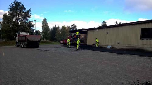kuhmob seppa 2017 asfaltointi ristop 2